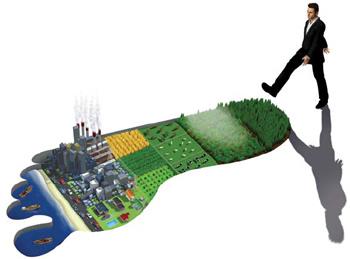 Pegada Ecológica - Medindo Nosso Nível de Sustentabilidade