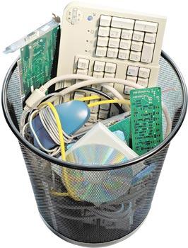 Residuos Eletrônicos